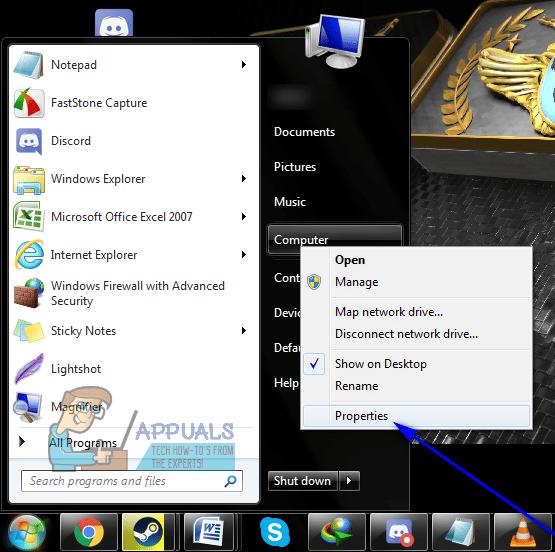 Comment réparer Windows 7 avec le CD d'installation?