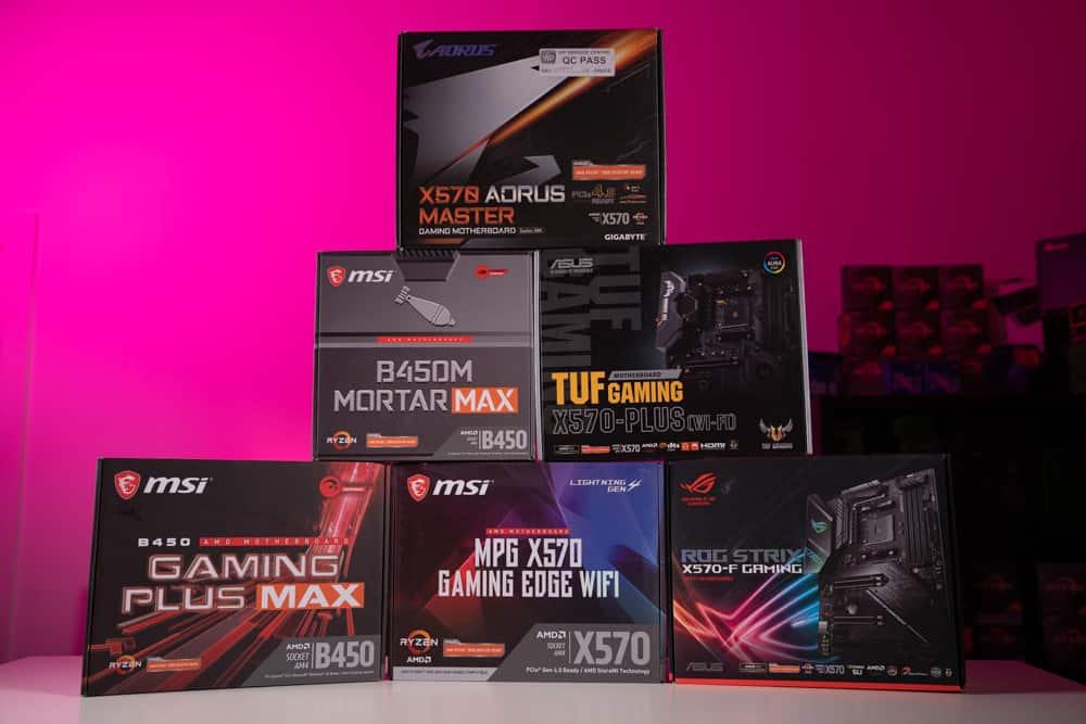 Quelle carte mère AMD?