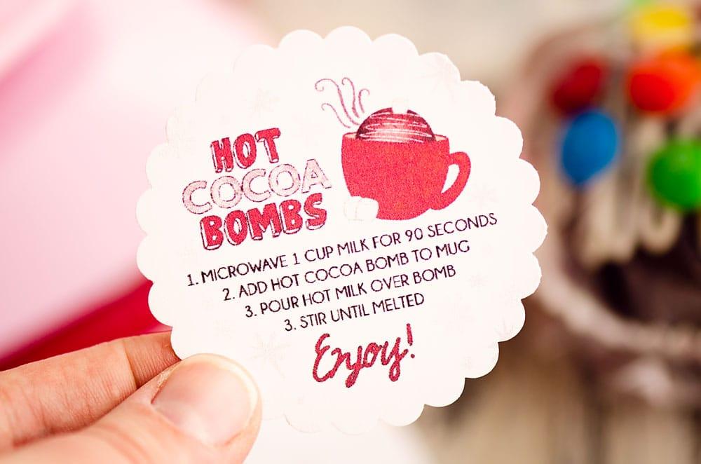 Comment faire des étiquettes à la bombe?