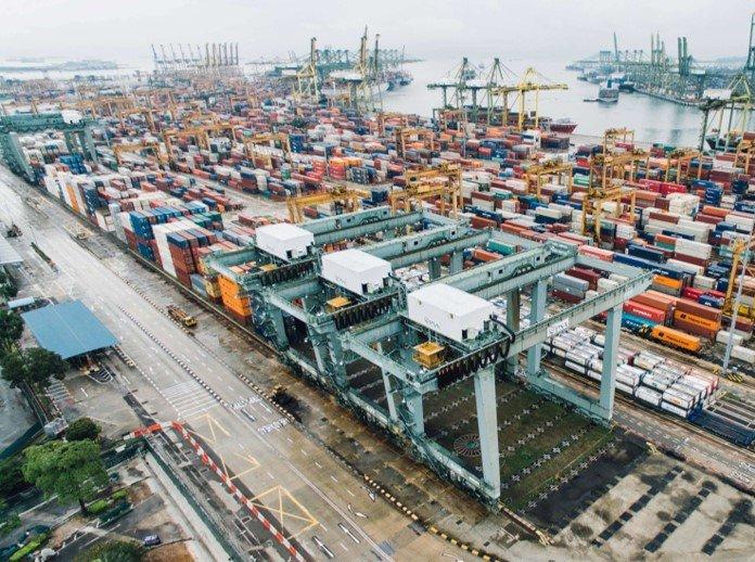 Qu'est-ce qu'un terminal portuaire?